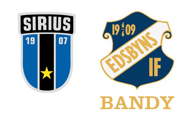 Inför: Sirius-Edsbyn